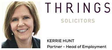 Kerrie Hunt, Head of Employment, Thrings