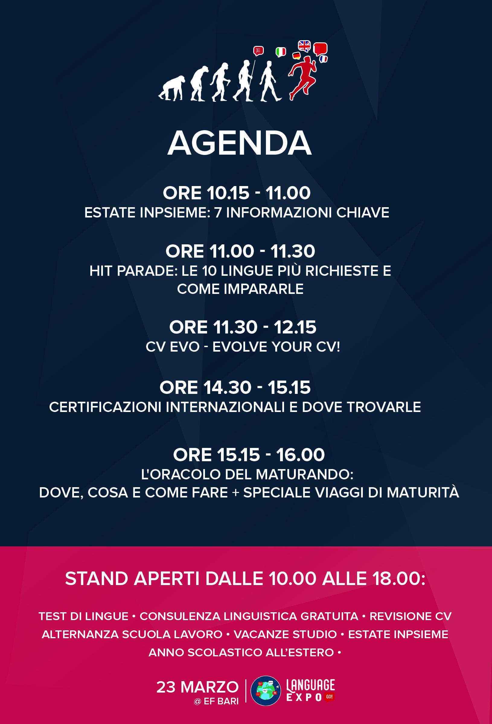Agenda Bari