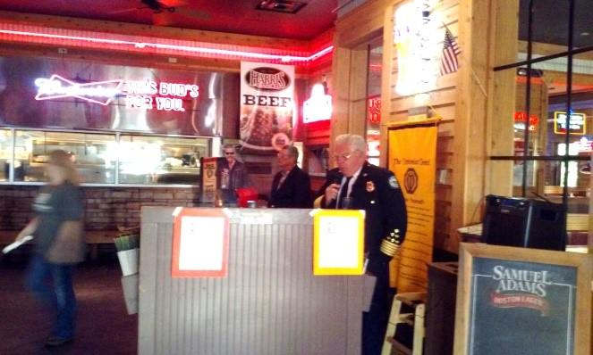 Retired Fire Chief Pittman