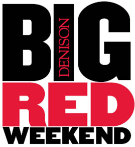 Big Red Weekend logo