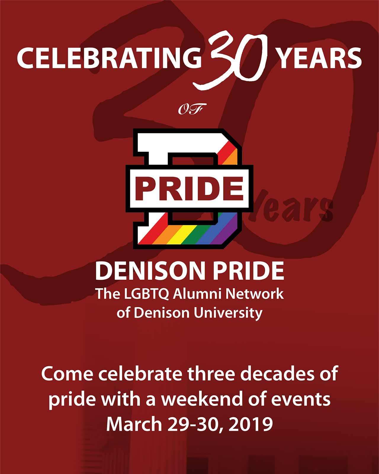 Denison Pride 30
