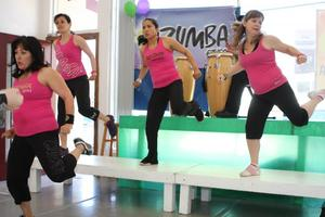 Zumba Dance Fitness Party