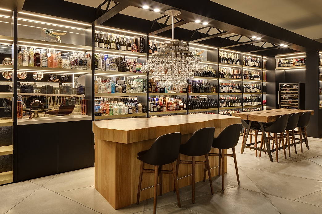 Harvey Nichols Birmingham Wine Shop