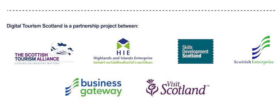 Digital Tourism Scotland Partners