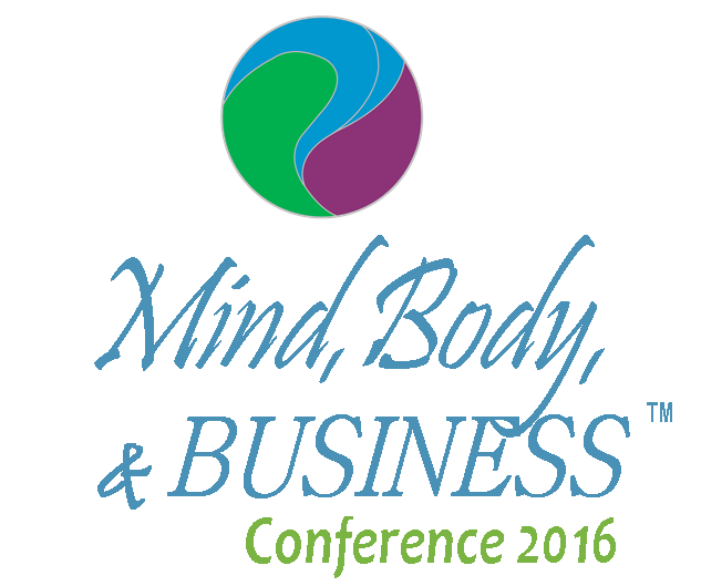 Mind, Body, and BUSINESS Conference Logo