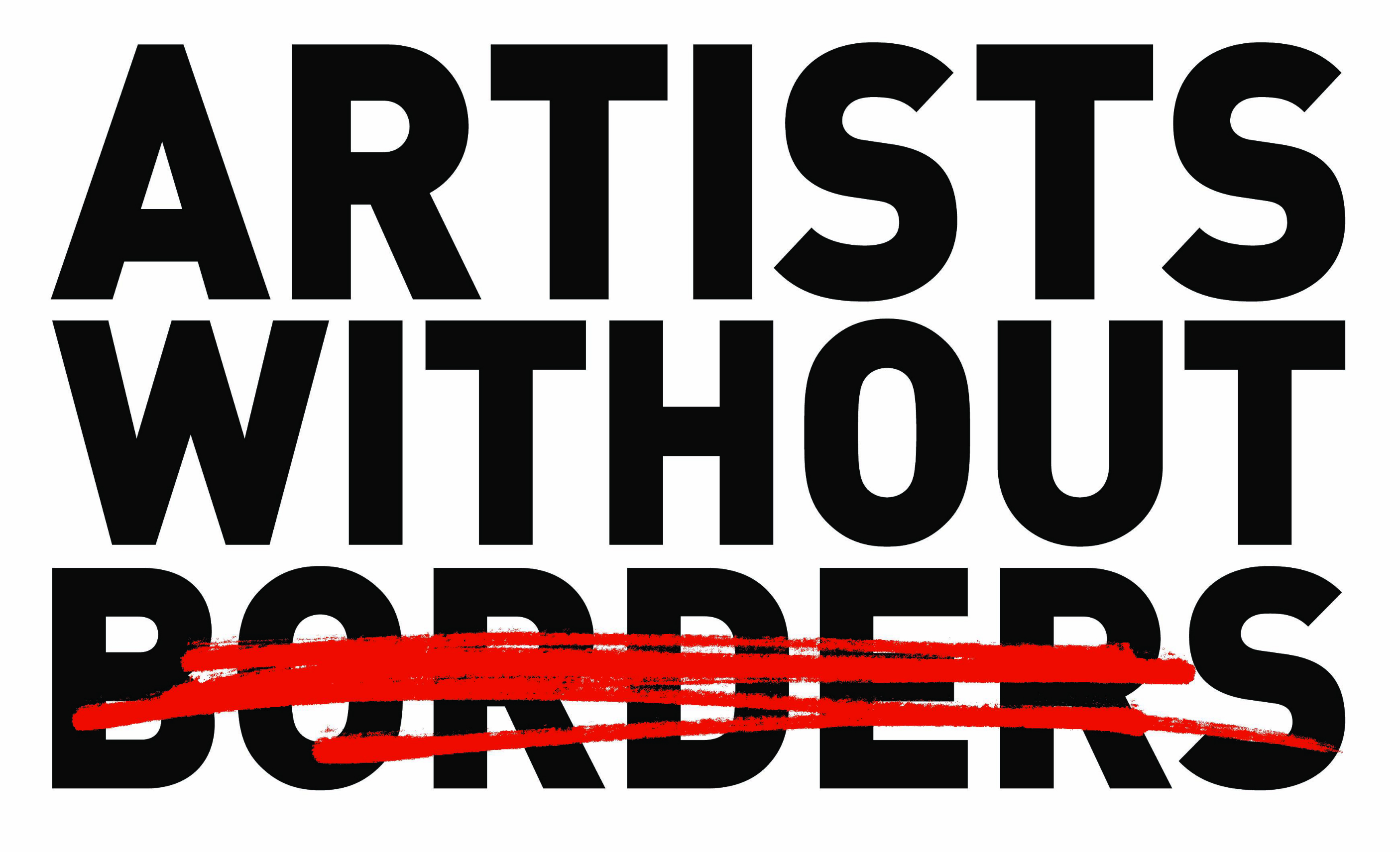 Artist without Borders logo