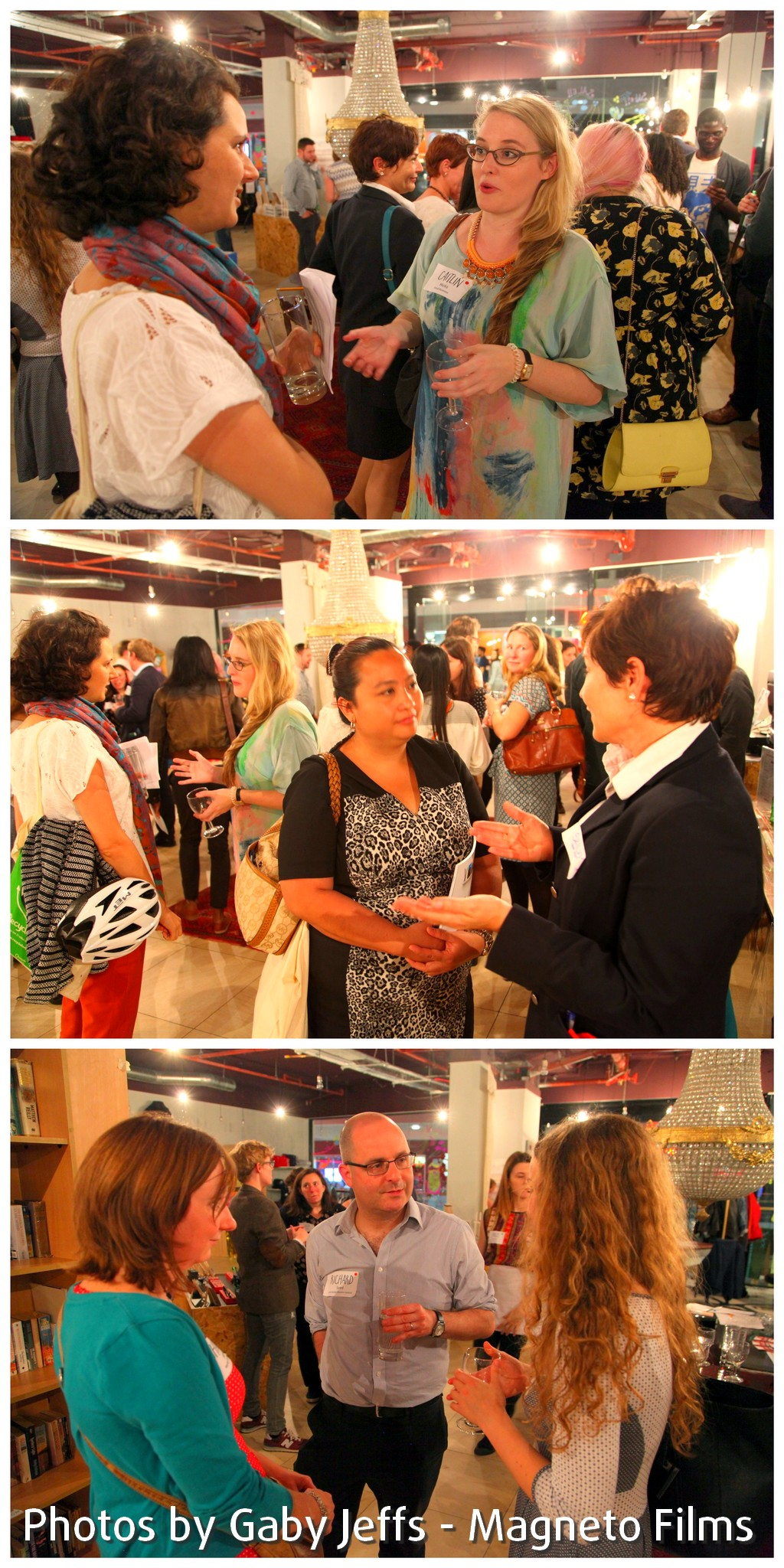 Charity Meetup Photos