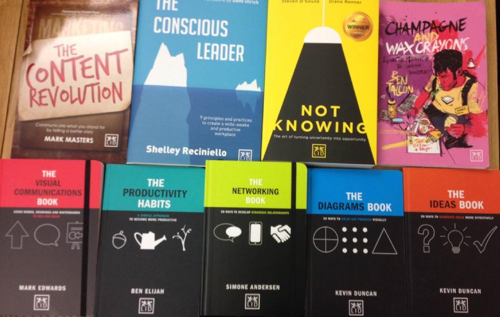 LID Publishing books