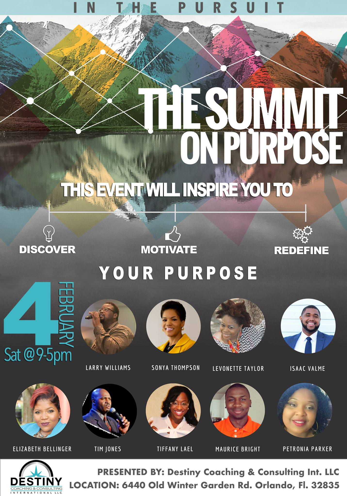 the summit on purpose 2017 tickets sat feb 4 2017 at 9 00 am