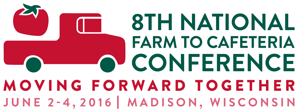 8th National Farm to Cafeteria Conference logo