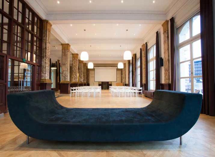 Salle Guichets - Place Royale 2