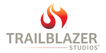 trailblazer studios logo for trifilm (organized by camden watts)