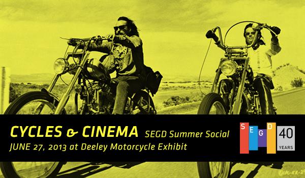 Cycles & Cinema: SEGD Summer Social