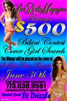 $500 Bikini Contest Cover Girl Search for She Bella Magazine
