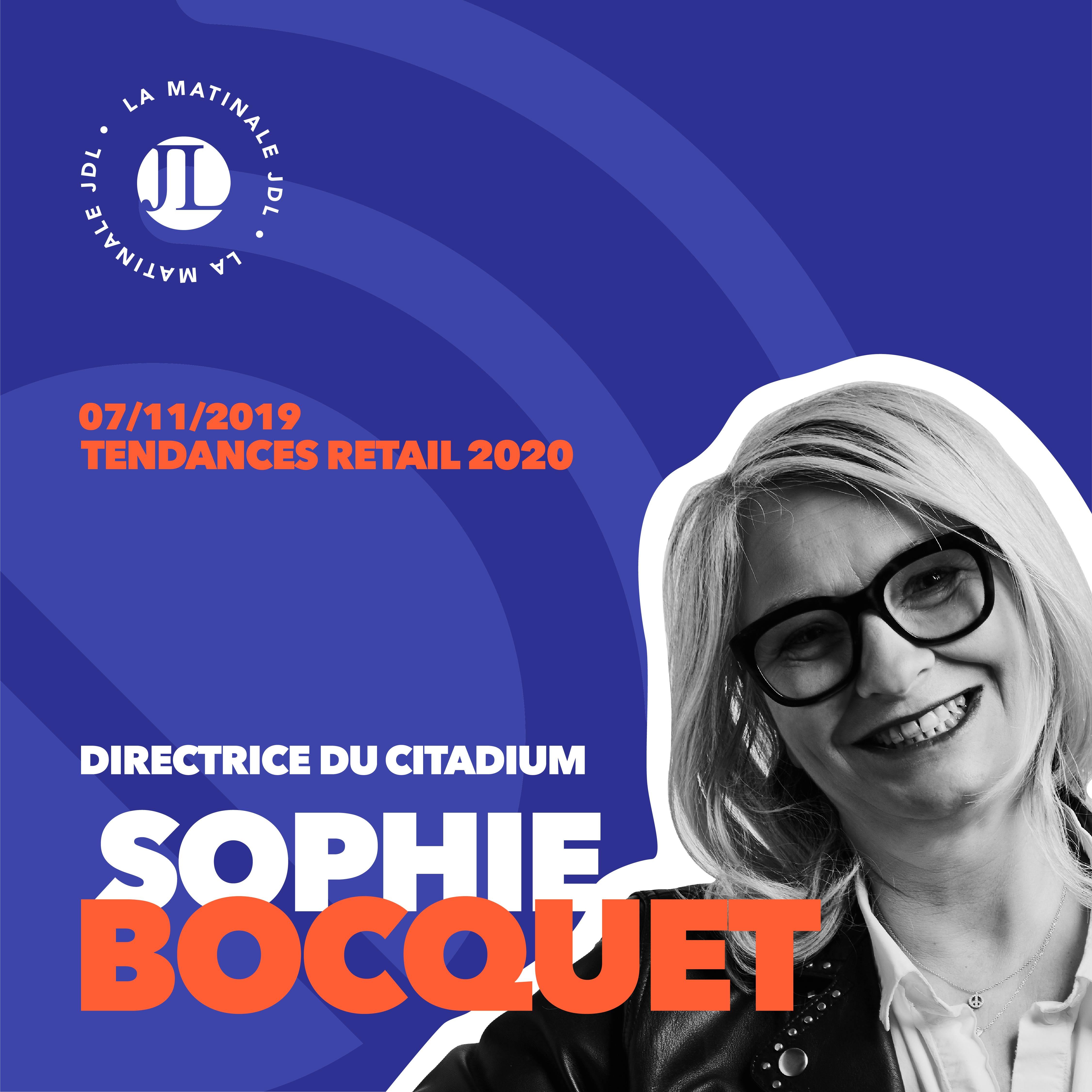 Sophie Bocquet directrice citadium