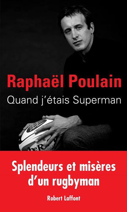 Couverture Livre Raphael Poulain