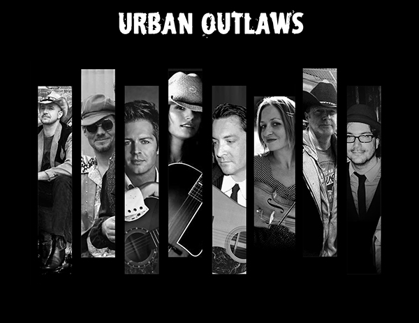 Urban Outlaws at Bandwaggin San Francisco