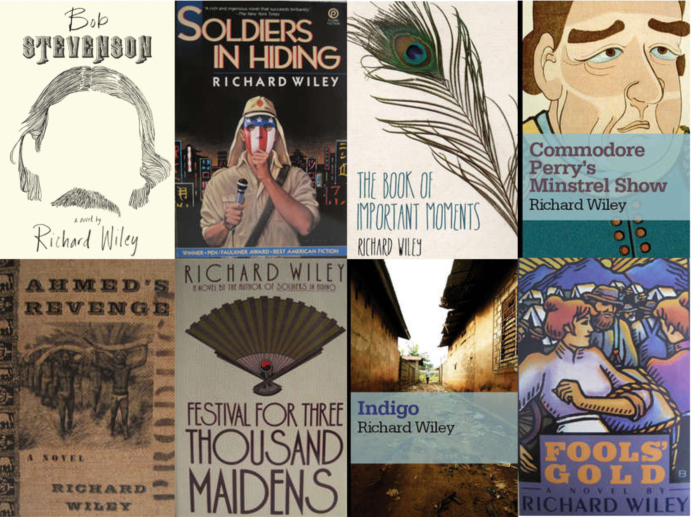 Books by Richard Wiley