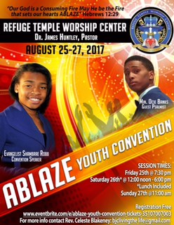 Flyer for Convention