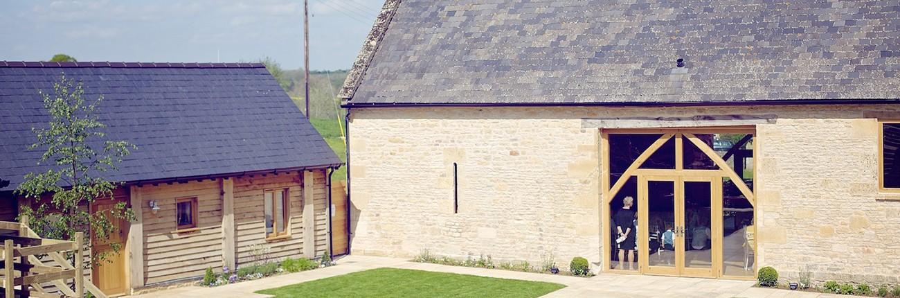 The Barn at Upcote