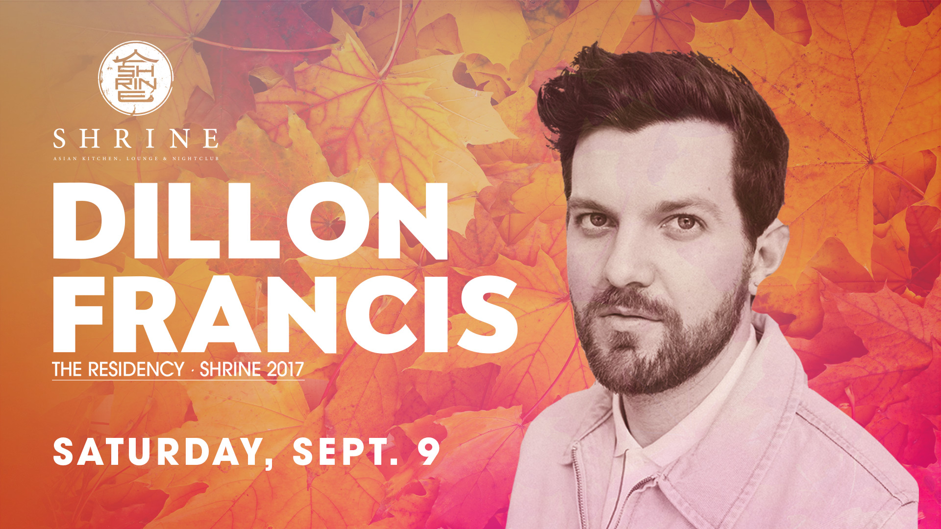 Dillon Francis at Shrine Foxwoods