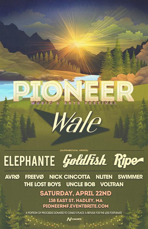 PIONEER MUSIC FESTIVAL
