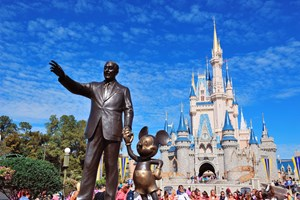 Week long Accommodations in Disney World