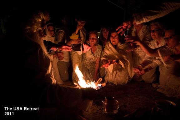 Fireside Satsang