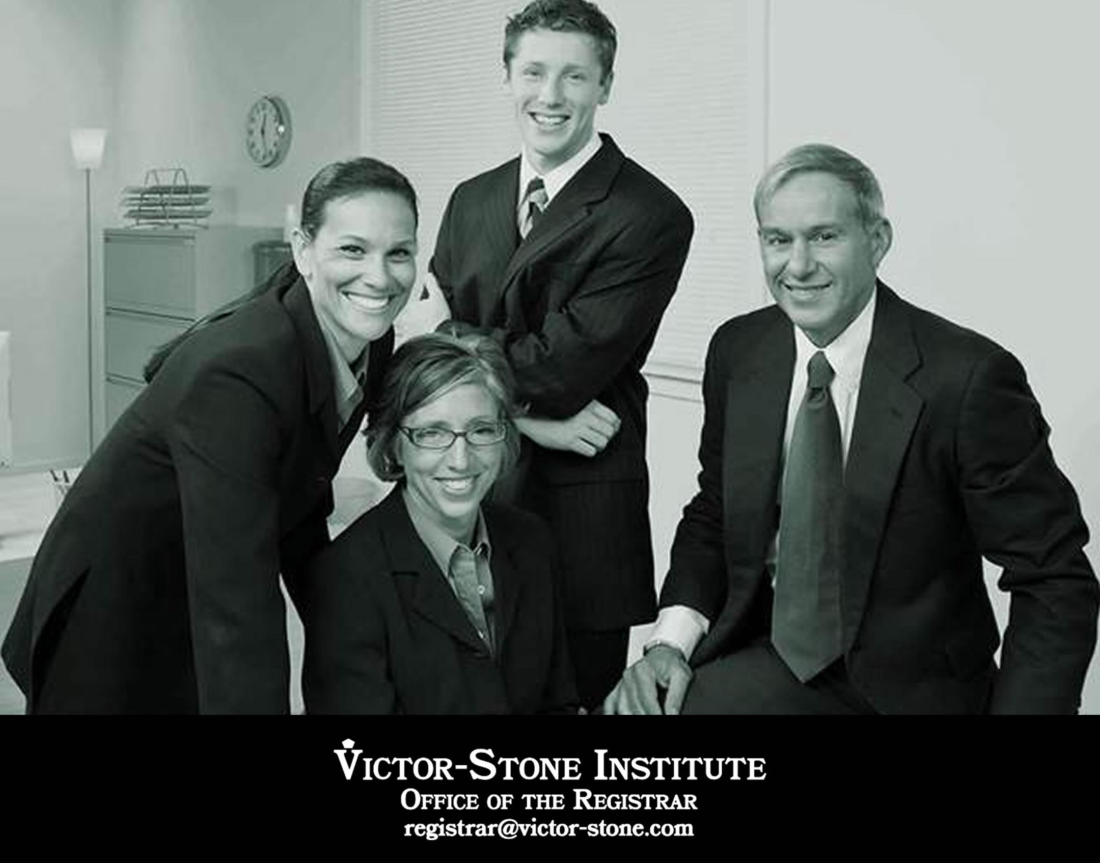 Registrar Victor-Stone Institute