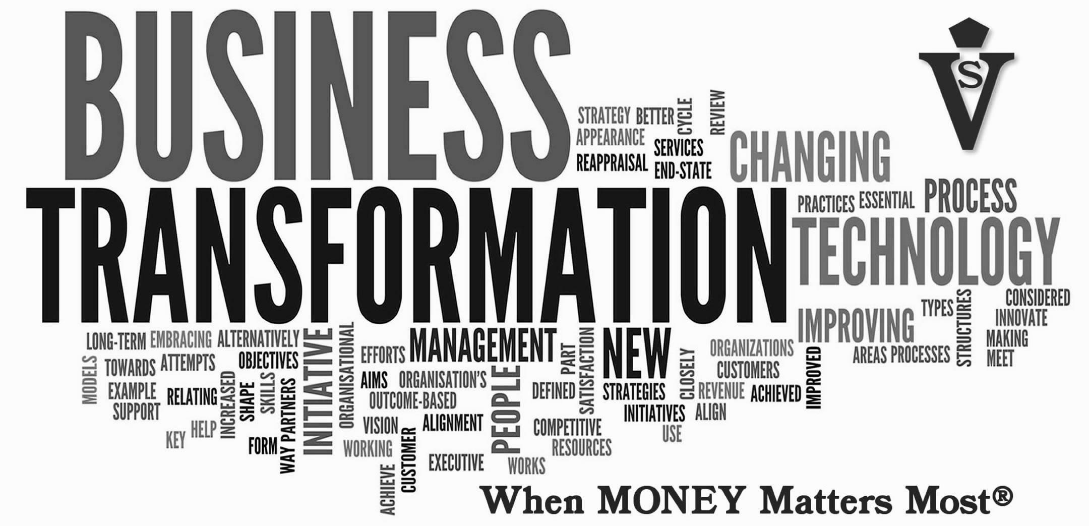 CEO business transformation seminar training strategy workshop
