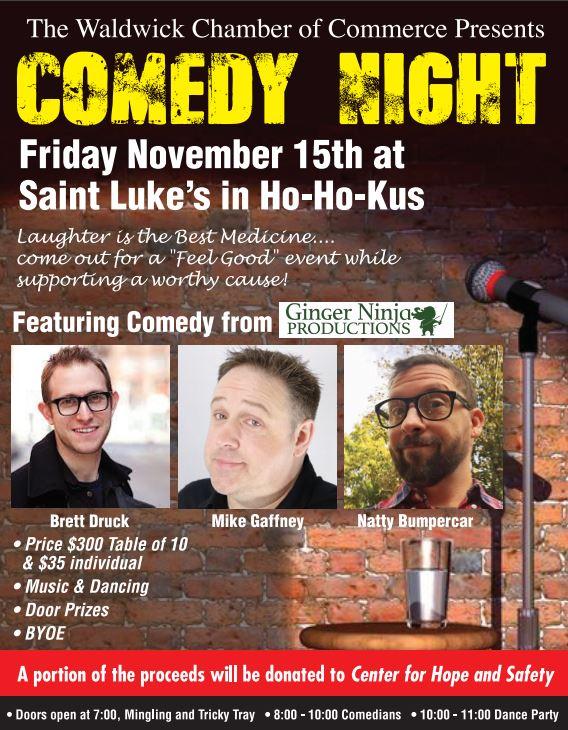 WCOC Comedy Night