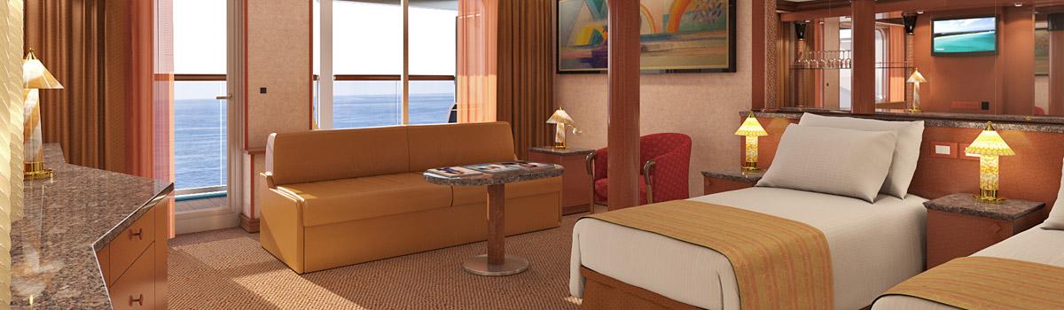 Carnival Elation Suite