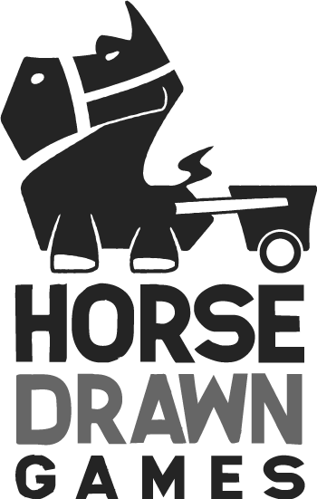 Horse Drawn games logo