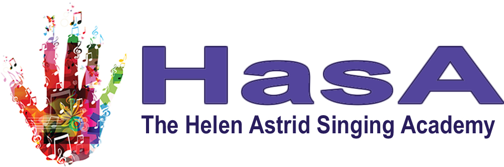 The Helen Astrid Singing Academy logo