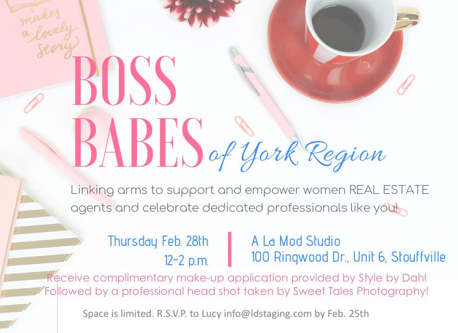 Boss Babes of York Region