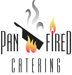 Pan Fired Catering Logo