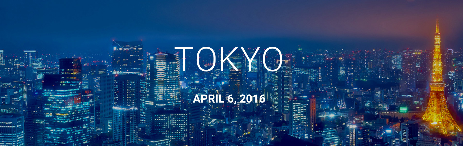 Kaleidoscope Tokyo - April 6th