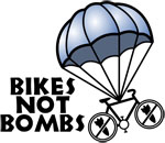 Bikes Not Bombs logo