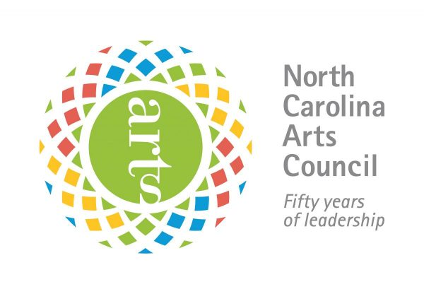 NC Arts Council logo