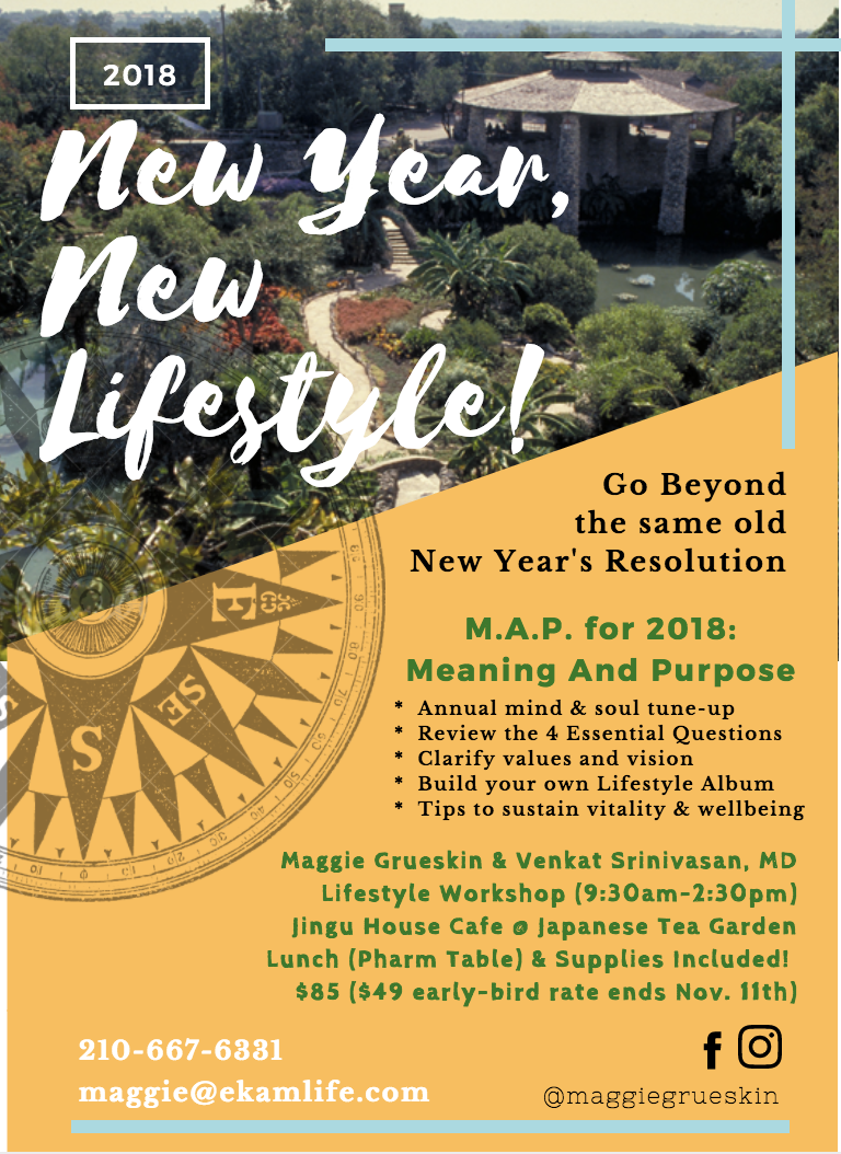 New Year New Lifestyle 2018