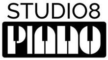studio 8 piano