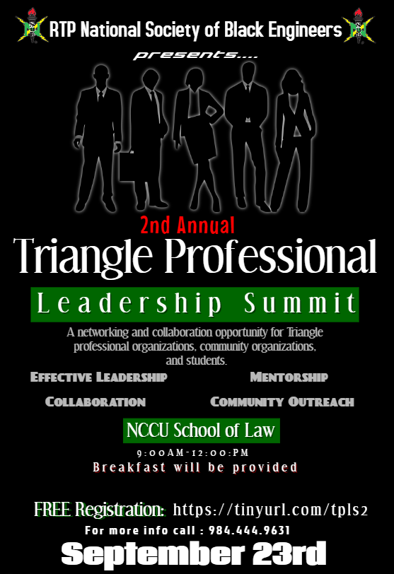 Triangle Professional Leadership Summit