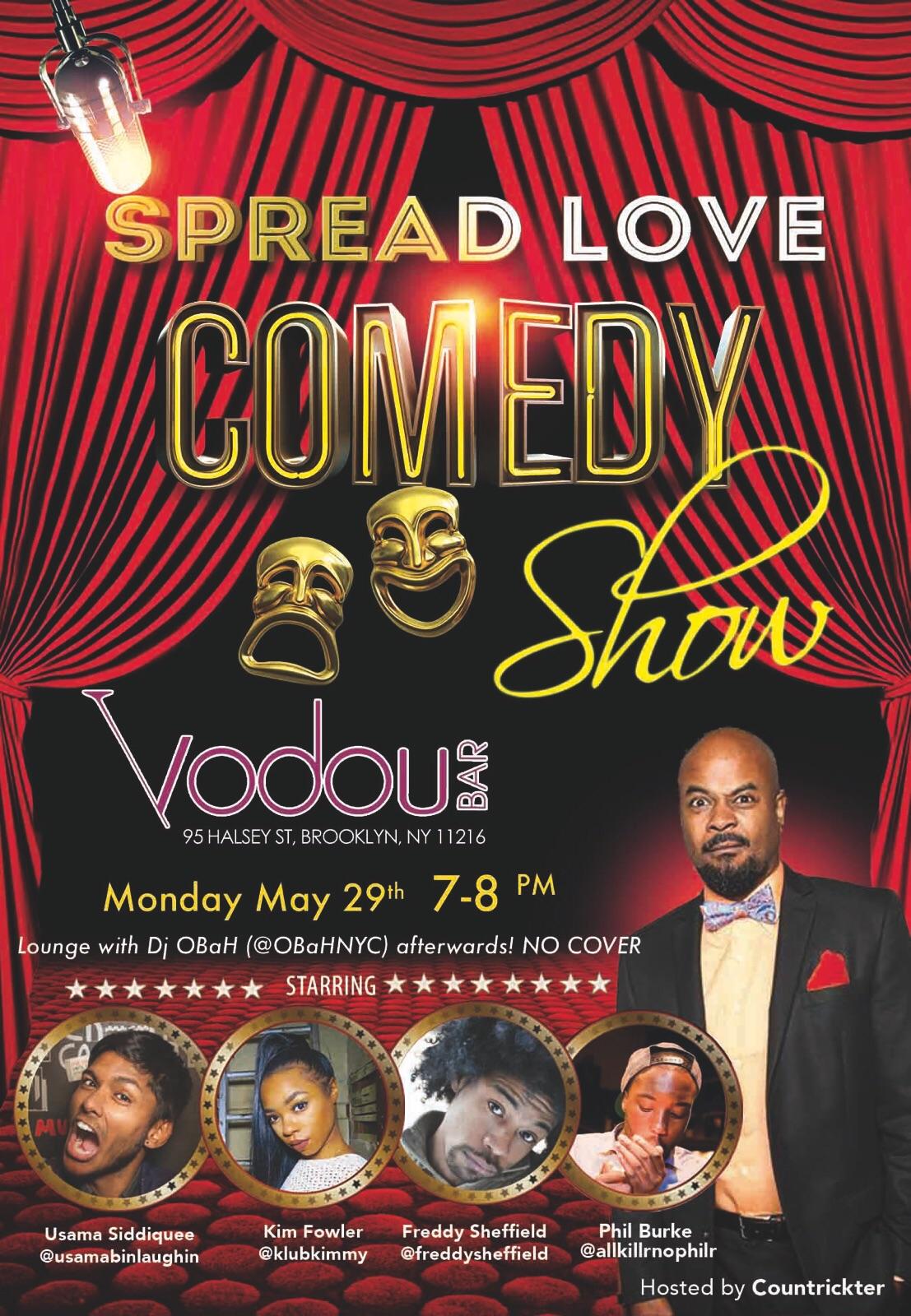 Spread Love Comedy Show