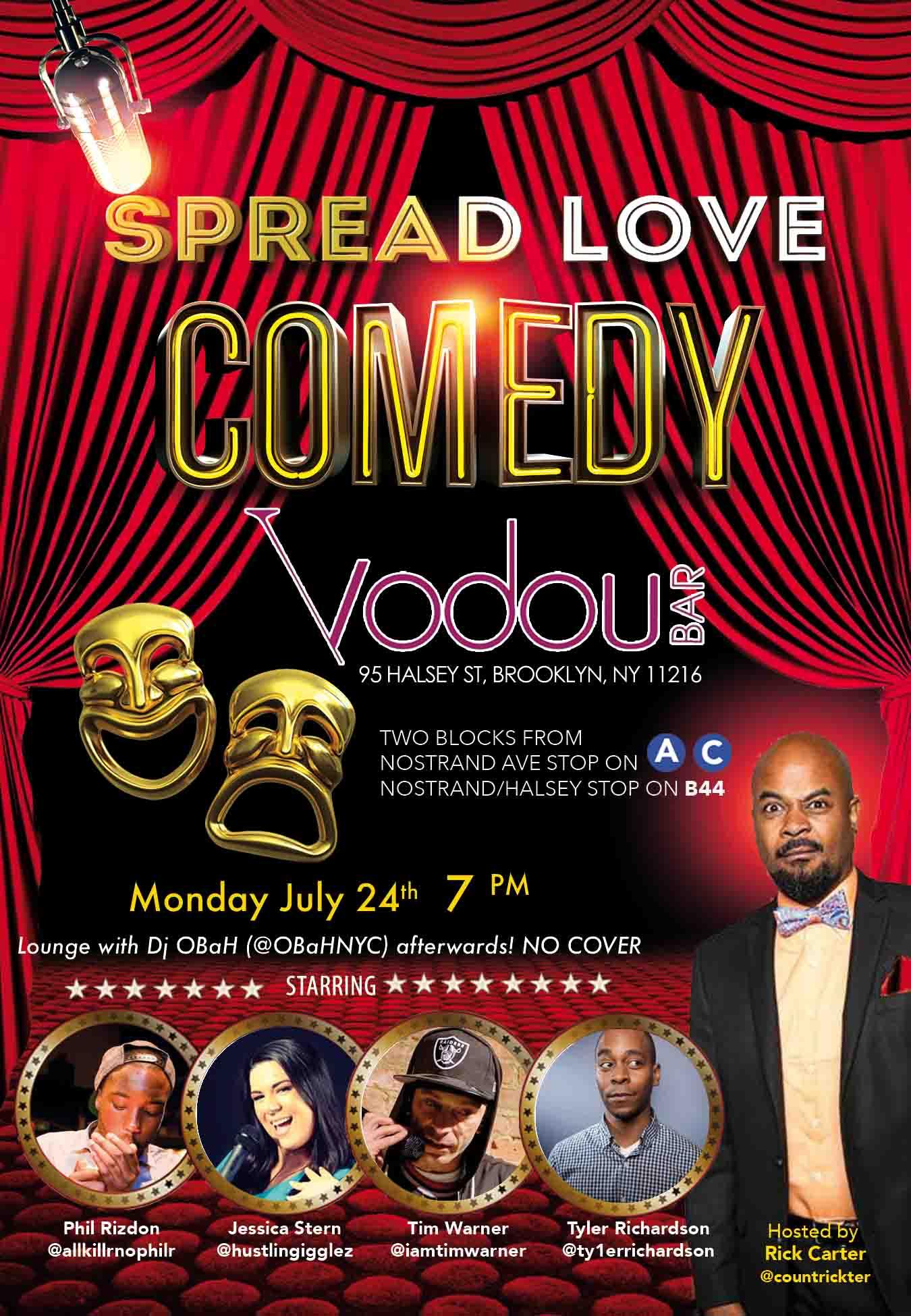 Spread Love Comedy