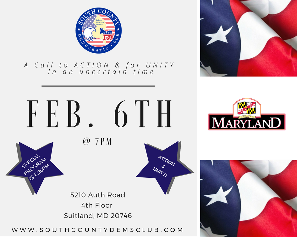 February 6th SCDC Meeting