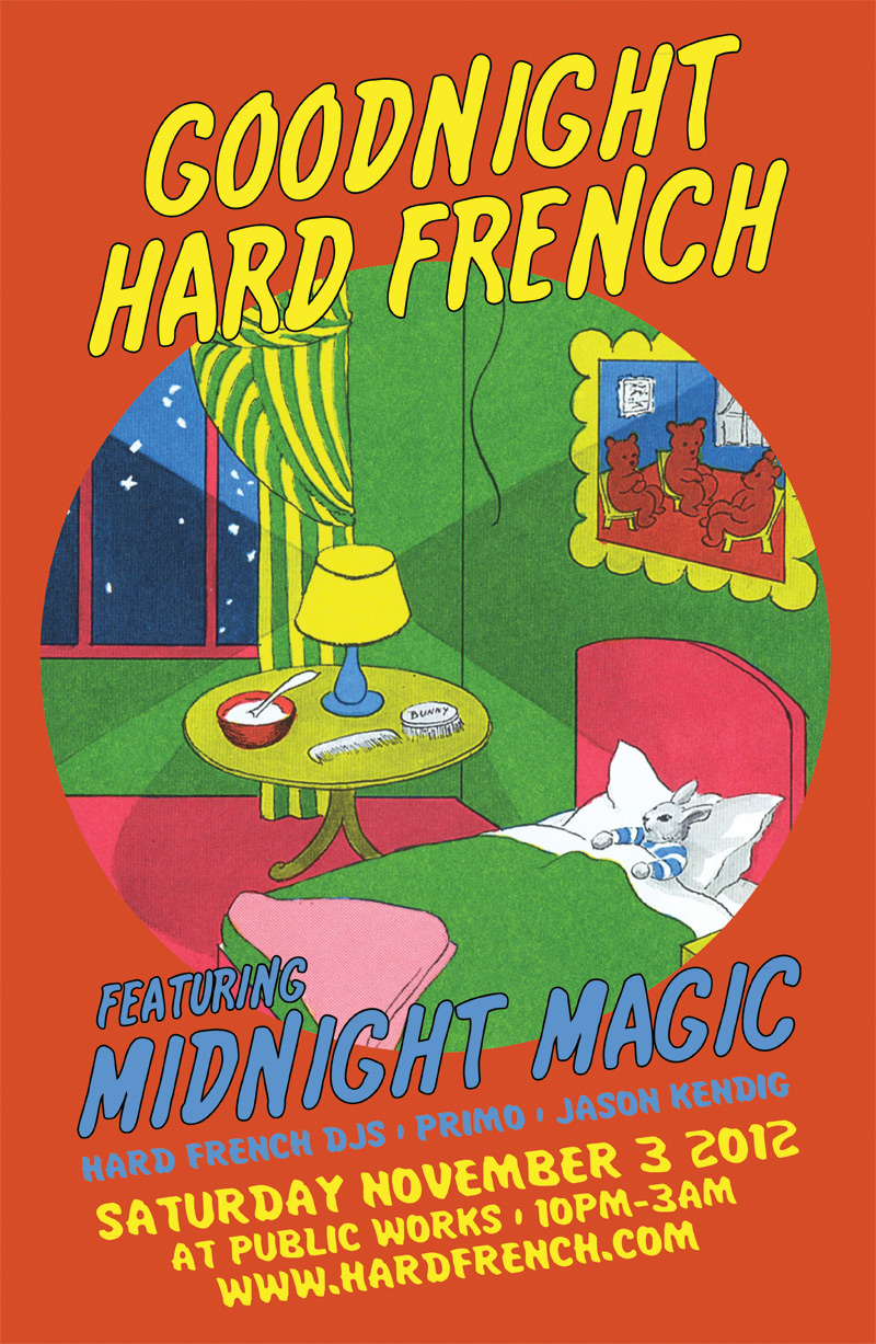 Goodnight Hard French Flyer