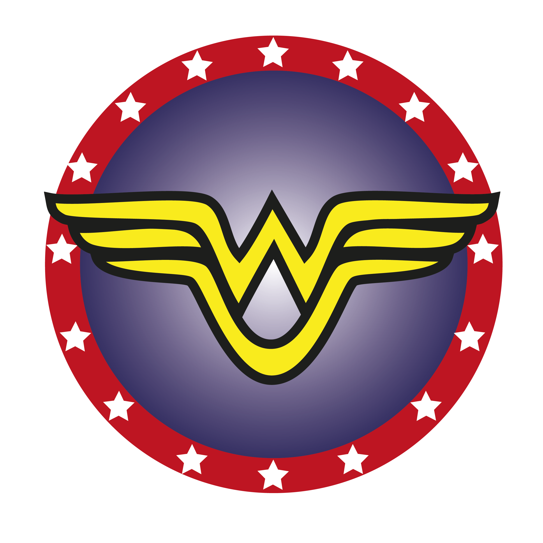 Woman Up logo