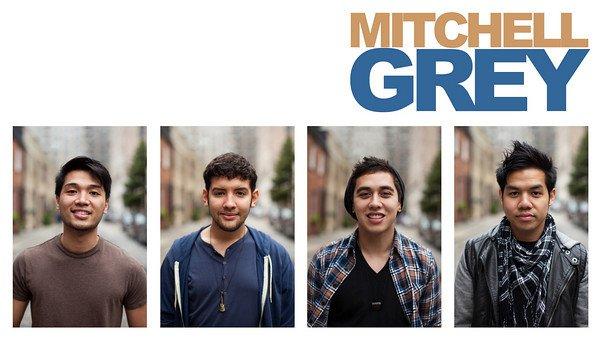 Mitchell Grey