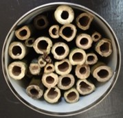 Bamboo Mason Bee House