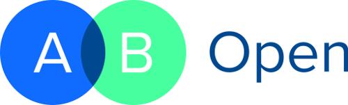 AB Open Logo